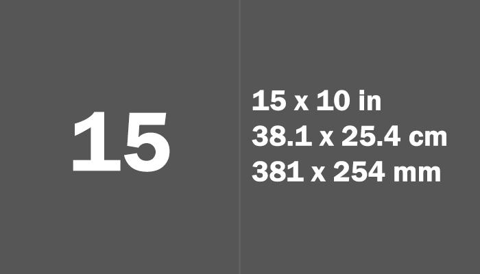 15 Paper Size Dimensions