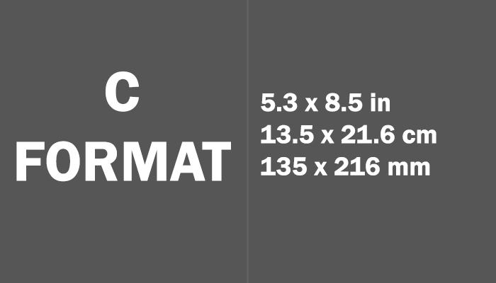 C Format Paper Size Dimensions